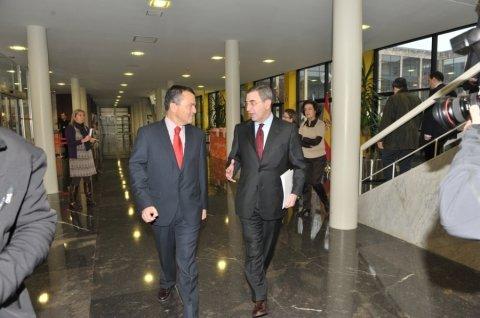 Inauguración - Xornada sobre a Protección da Legalidade Urbanística